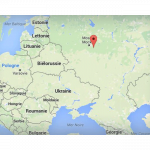 Karte OOO Erismann