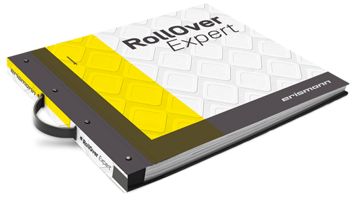 Tapeten Musterbuch RollOver Expert