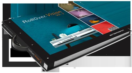 Tapeten Musterbuch RollOver Vision 2