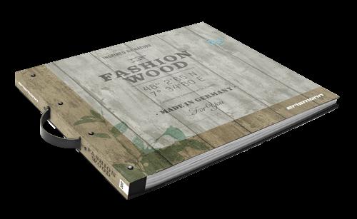 Tapeten Musterbuch der Kollektion Fashion Wood
