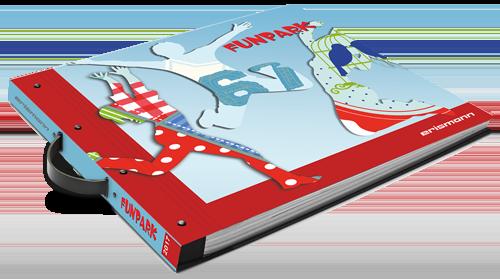 Tapeten-Musterbuch Funpark