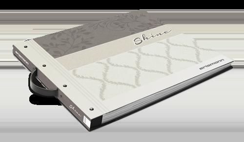 Tapeten-Musterbuch Shine