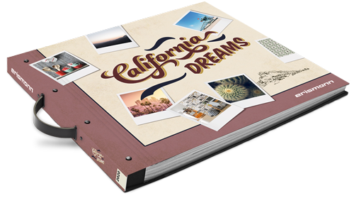 Tapetenmusterbuch der Kollektion California Dreams