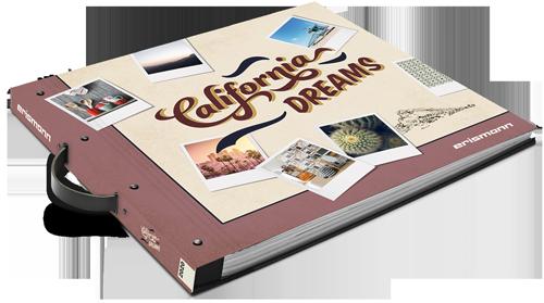 Tapetenmusterbuch der Kollektion California Dreams