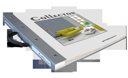 Tapetenmusterbuch der Kollektion Collector