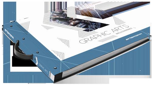 Tapetenmusterbuch der Kollektion Graphic Arts
