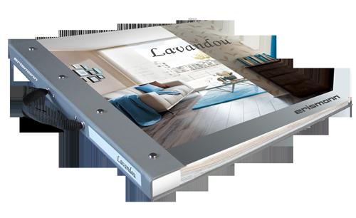 Kollektionsbuch Tapeten Lavandou
