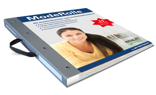 Tapetenbuch ModeRolle