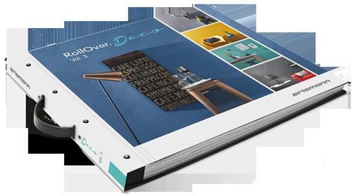 Tapetenmusterbuch der Kollektion RollOver Deco 3