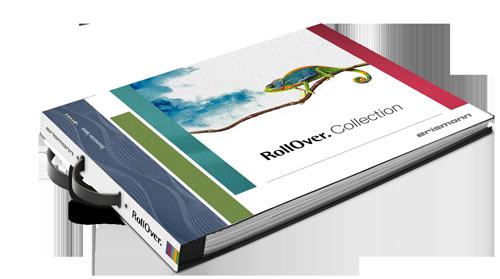Tapetenmusterbuch der Kollektion RollOver