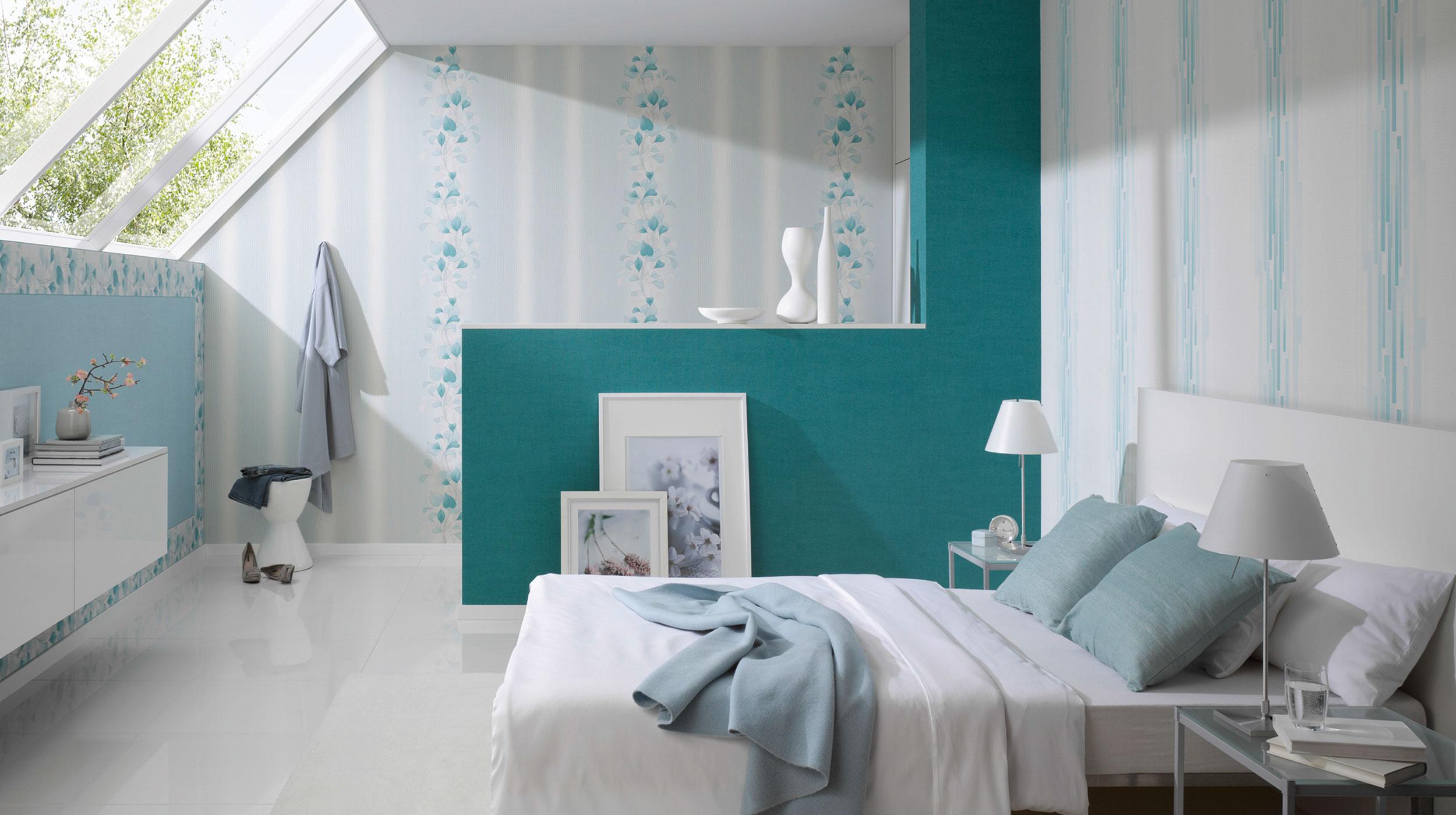 Wunderbar Adoration Designer Tapete Online (11). Schlafzimmer ...