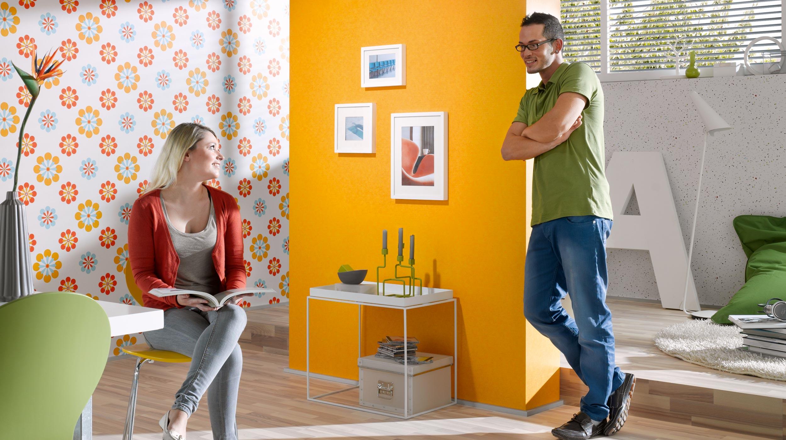 fantasia retro tapeten erismann 5 jpg erismann cie gmbh. Black Bedroom Furniture Sets. Home Design Ideas
