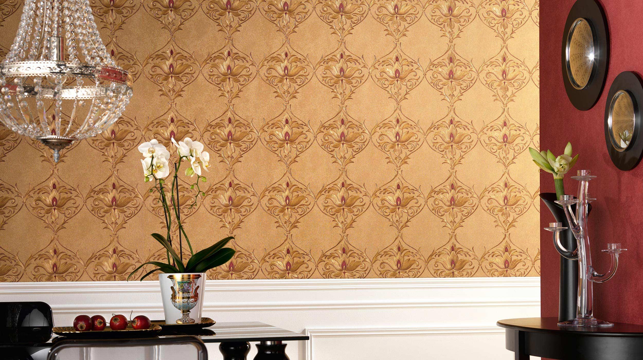 palazzo venezia exklusive tapete vlies 1 jpg erismann. Black Bedroom Furniture Sets. Home Design Ideas