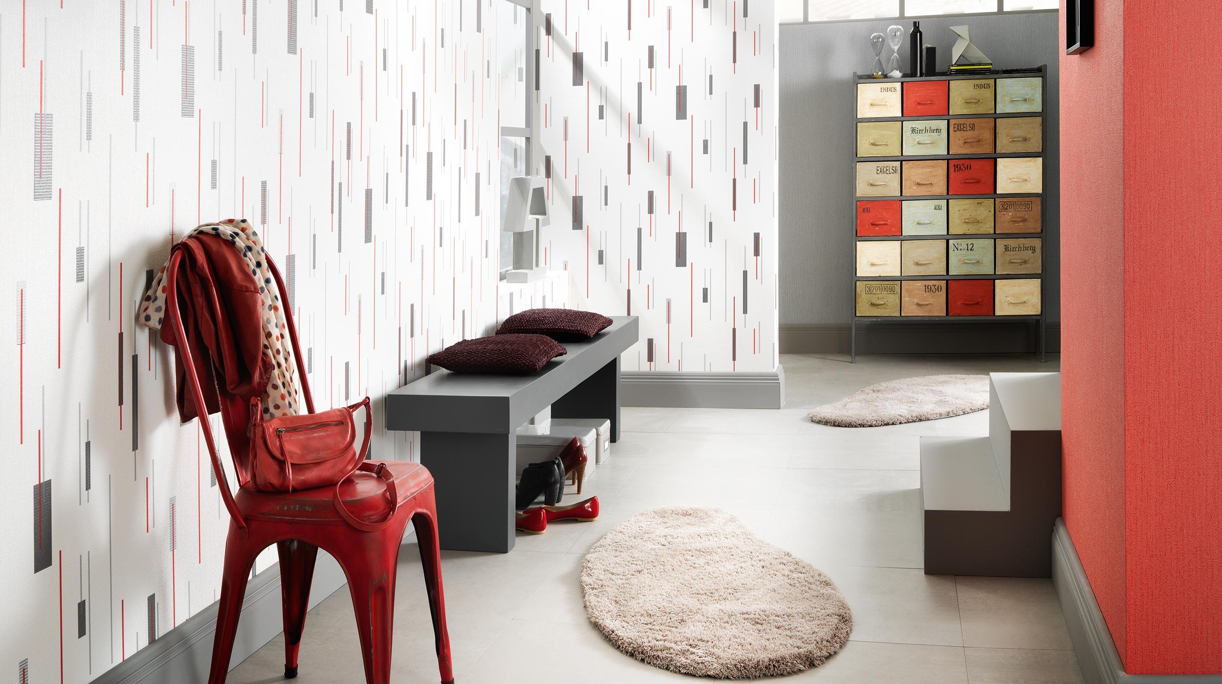 retro tapeten smart 4 jpg erismann cie gmbh. Black Bedroom Furniture Sets. Home Design Ideas