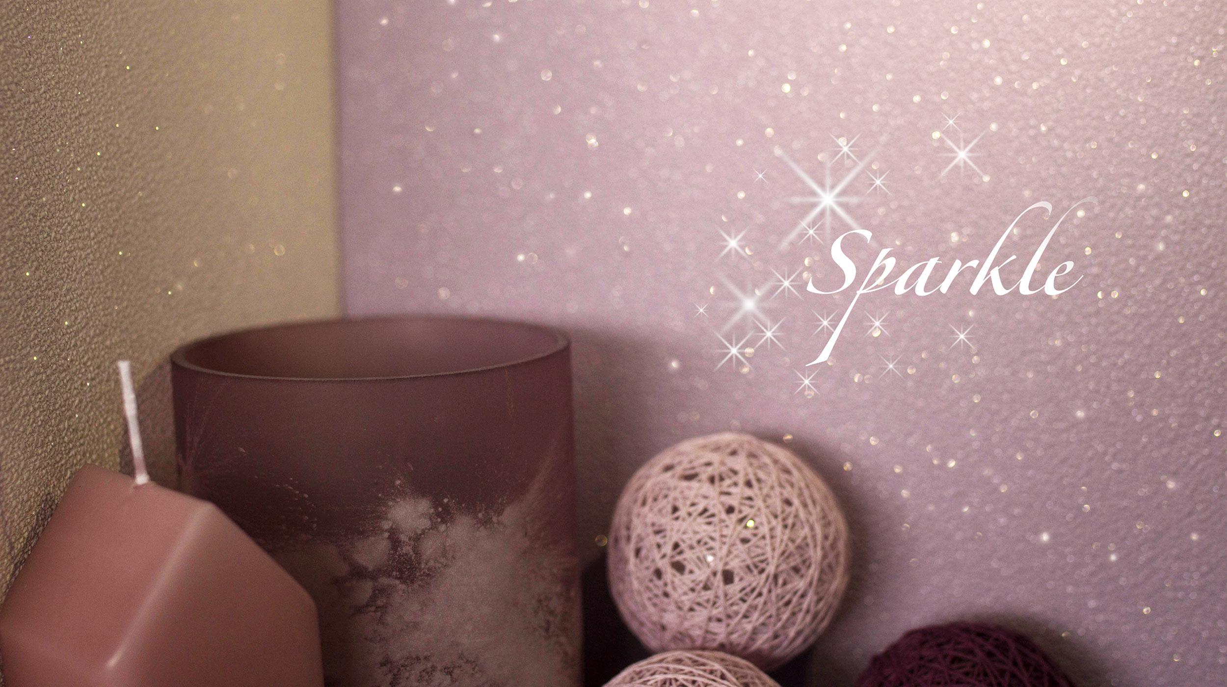 Non Woven Wallpaper Crystal Colours Charming Plains Erismann