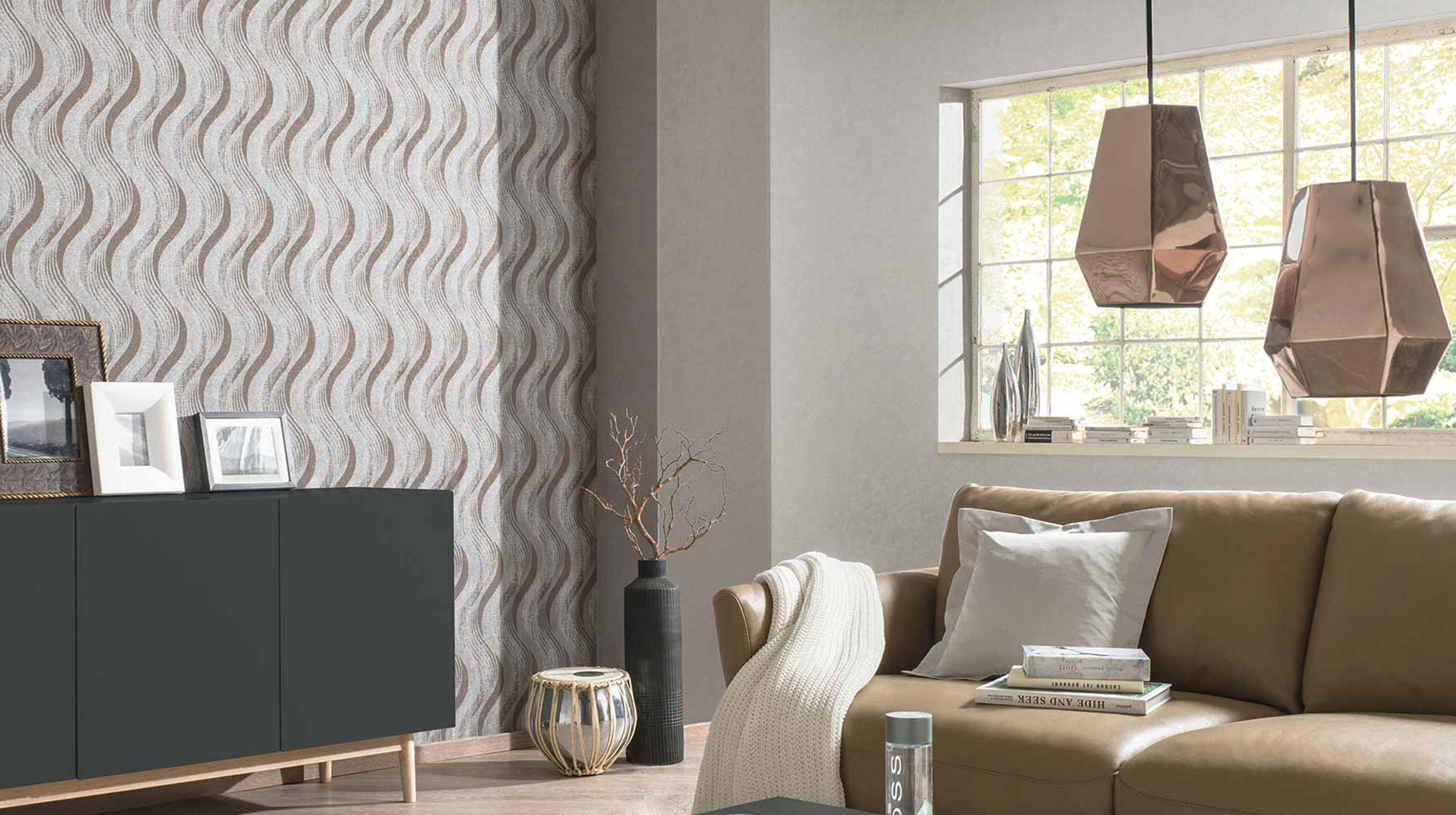 wandgestaltung wohnzimmer taupe – Dumss.com