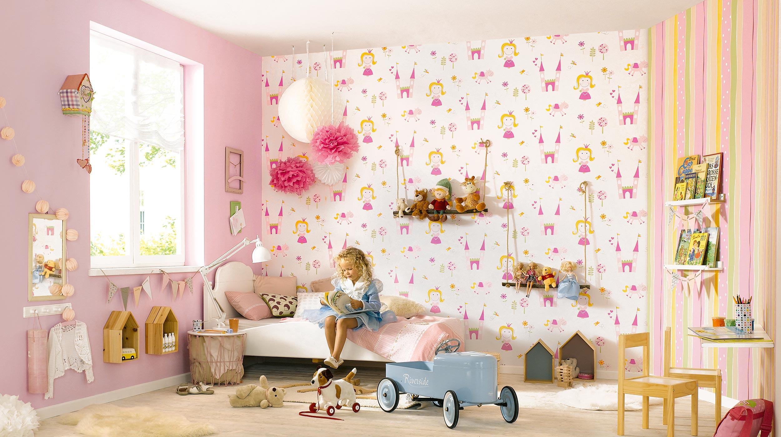 Kinderzimmer Tapeten | Kinderzimmertapeten Kinderzimmertapeten Lotta Erismann Cie Gmbh