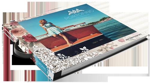 Musterbuch der Kollektion Portofino