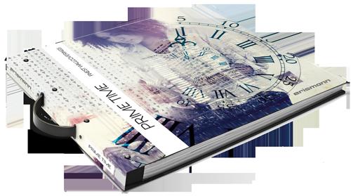 Tapetenmusterbuch der Kollektion Prime Time