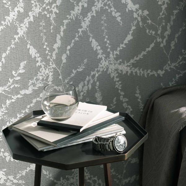 Wandgestaltung mit Vliestapeten Schlafzimmer