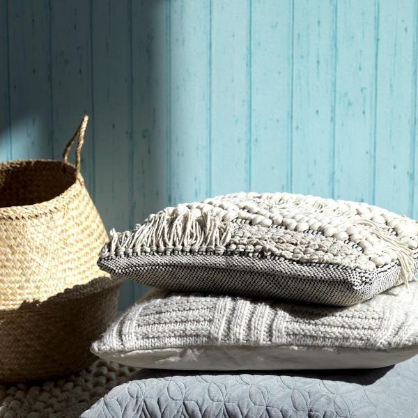 Wandgestaltung Holztapete in mint skandivisch