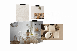 Tapetentrends 2021 - Modern Nature