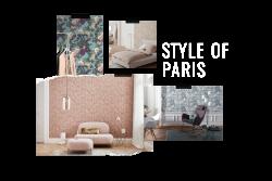 Tapetentrend 2021 - Style of Paris