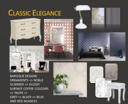 Interior trends 2017 Classic Elegance