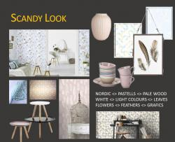 Interior trends 2017 Scandy Look