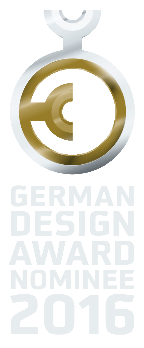 Logo German Design Award Nominee