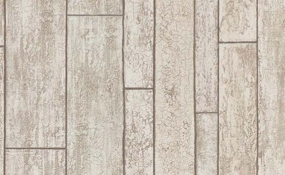 Tapete Holzoptik Mit Patinierten Vertikalen Verwitterten Balken