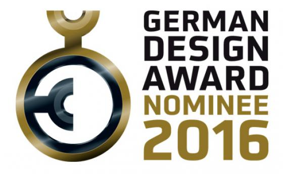 Logo German Design Award Nominee 2016