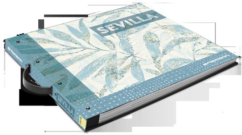 Tapetenmusterbuch Kollektion Sevilla